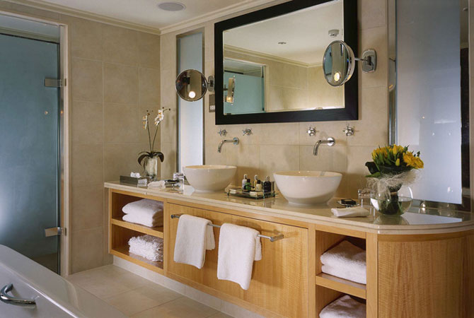 правила ремонта ванных комнат