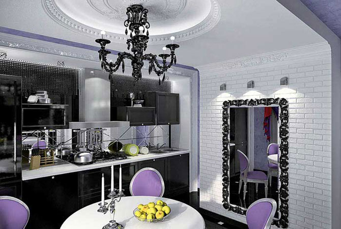дизайн интерьеров квартир типовых