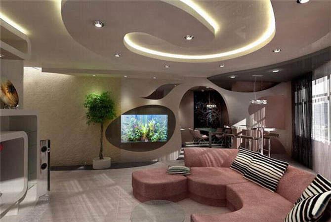 дизайн квартир в восточном стили
