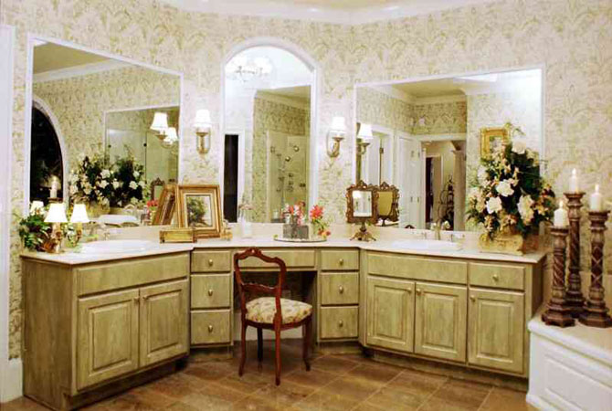 отделка ванных комнат и туалета кафелем
