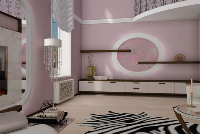 дизайн для 2-х комнатной хрущёвки