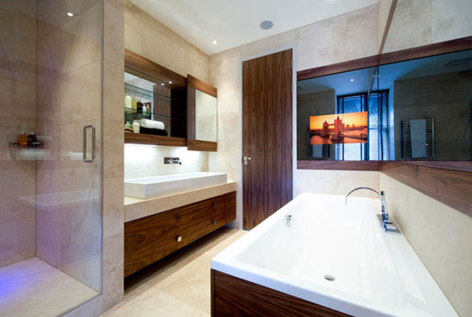 дизайн интерьеров в деревянных домах