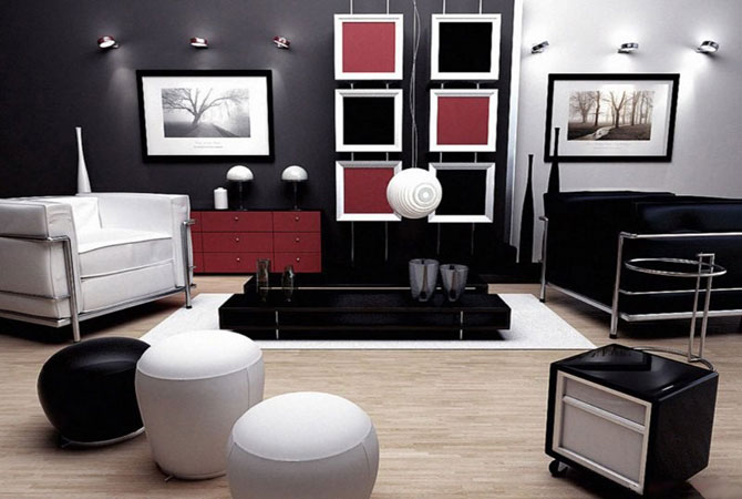 фото дизайна и интерьера квартир 2010 г