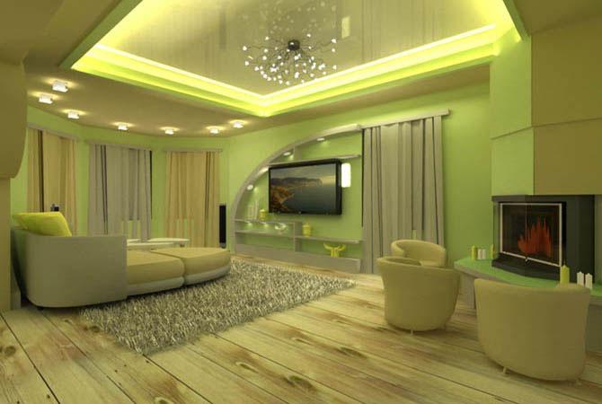 инрьер и дизайн маленькой квартиры