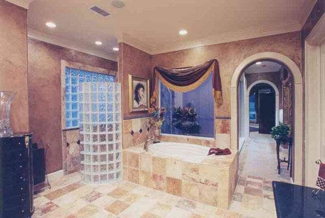 дизайн ванной комнаты в хрещевке