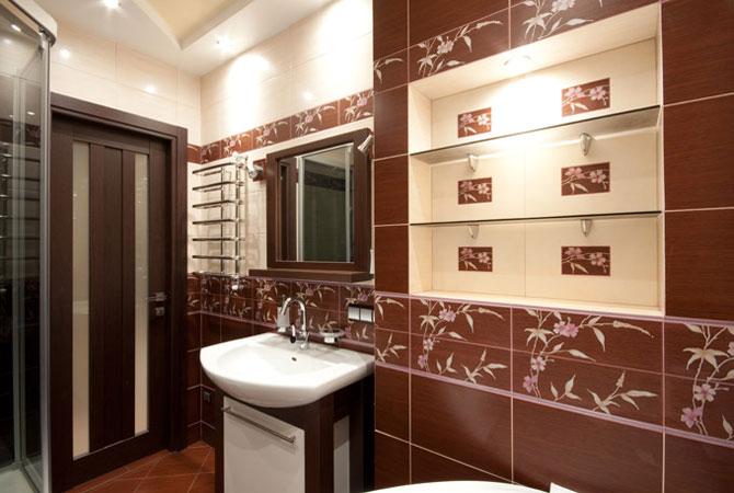 интерьер двухкомнатных квартир со стенами из кирпича