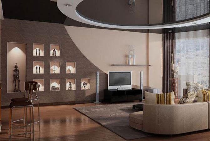 дизайн проект квартиры 54 м2 тип пг3
