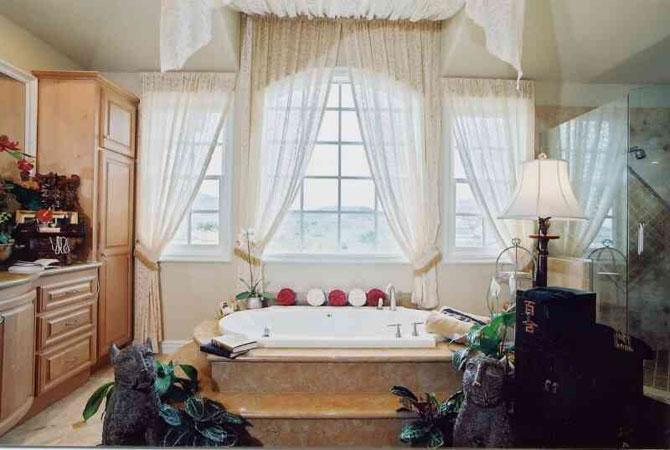 итальянский дизайн ванной комнаты