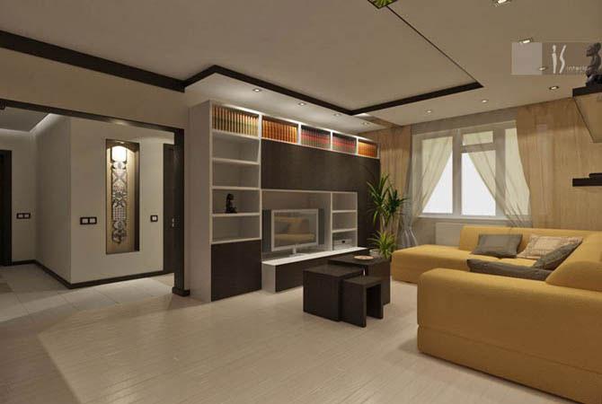 предлогаем сделать красивый ремонт квартир