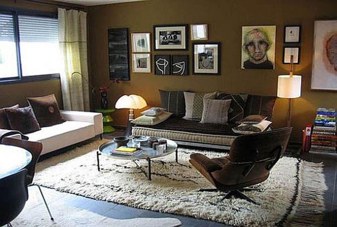 дизайн интерьера квартир фото окна