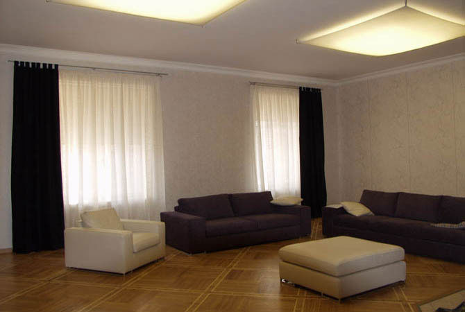 галерея дизайнерских работ в квартире