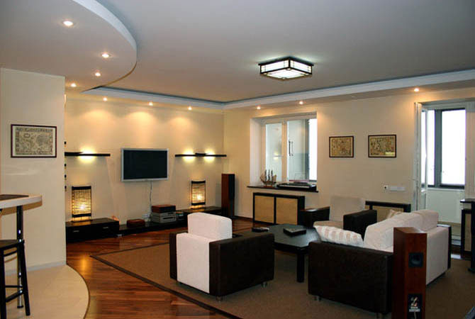 ремонт комнаты интерьеры на увеличение пространства