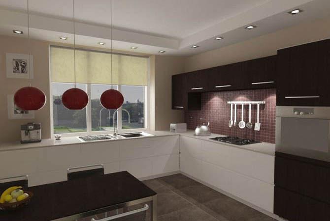дизайн интерьера квартир работы