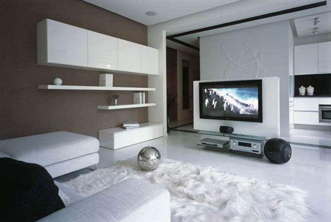 дизайн и перепланировка однокомнатной квартиры