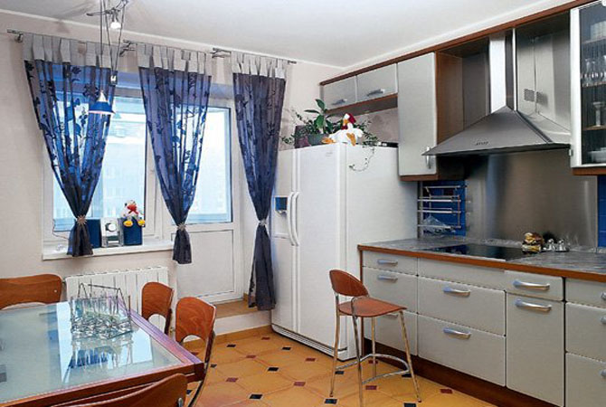 ремонткухни в малогабаритной квартире