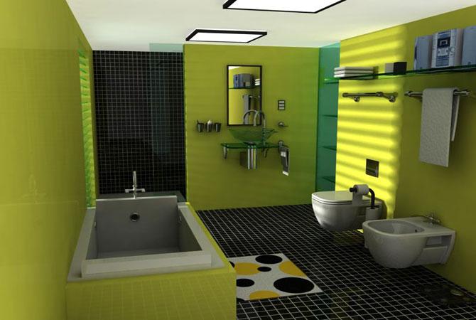 фотографии интерьеров ванной комнаты
