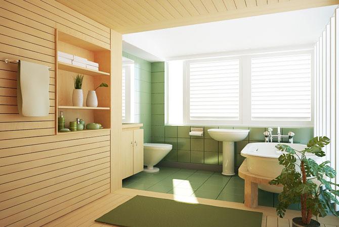 интерьер малогабаритных ванных комнат