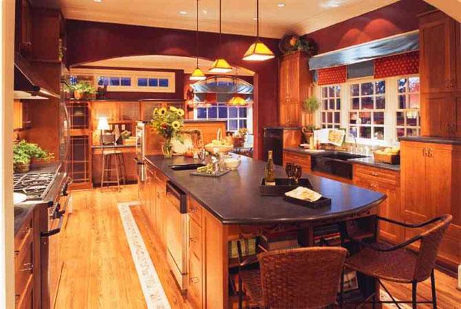 дизайн кухни фото квартира