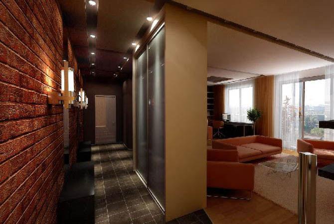 проект интерьера и дизайн интерьеров квартир
