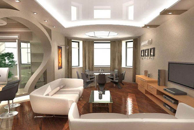кальянная комната открытый балкон интерьер