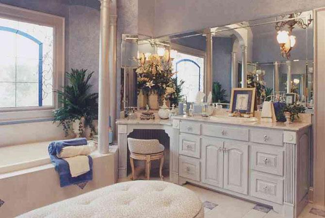 ремонт в ванной комнате капитальный