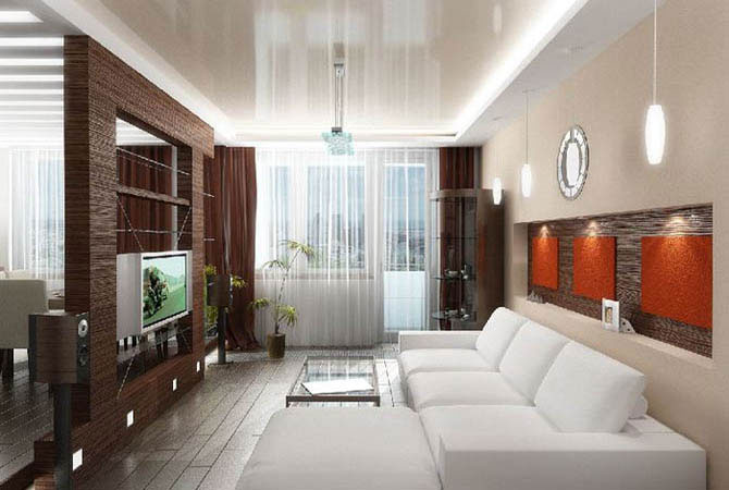 дизайн 2х комнатных квартир