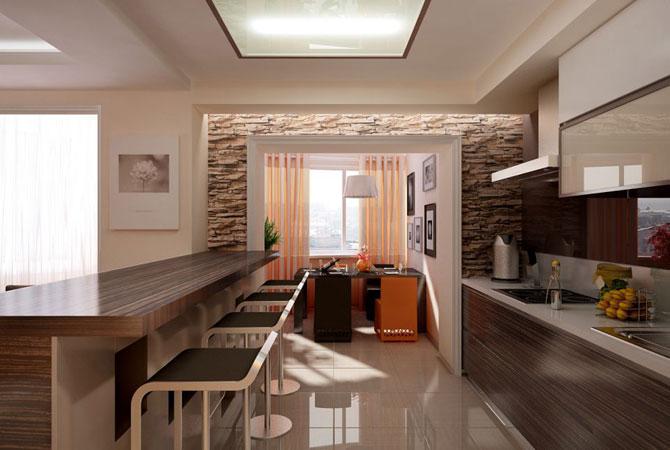 дизайн двухкомнатных квартир маленькой площади