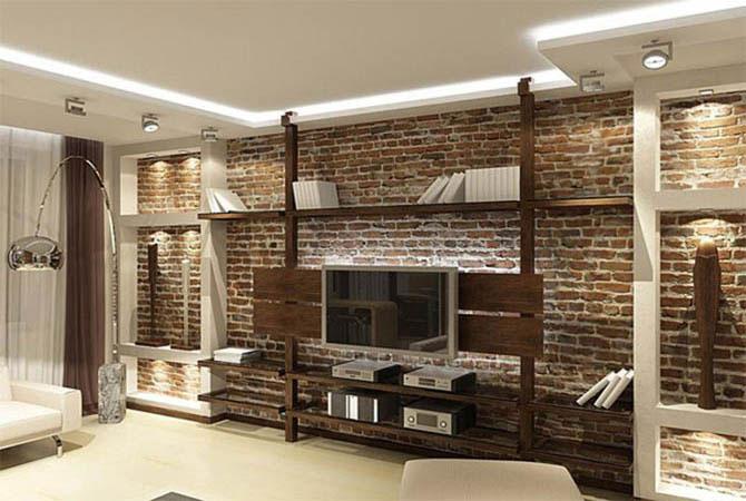 класический стиль ремонта и интерьера квартиры
