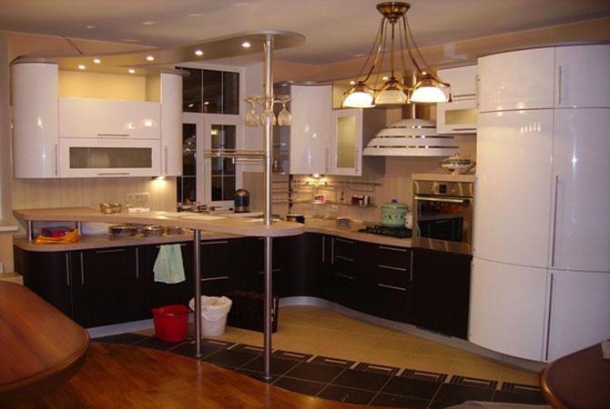 дизайн кухони в малогабаритной квартире