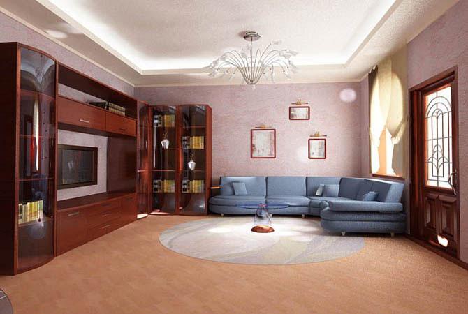 идеи интерьера в маленькой квартире