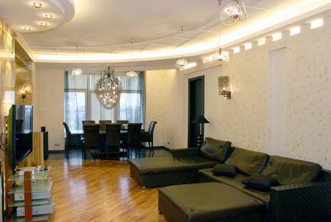 дизайн проект однокомнатных квартир
