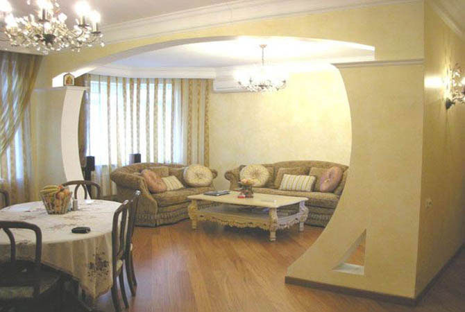 эксклюзивный дизайн интерьера квартир