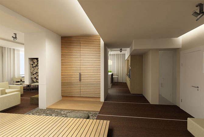 фотографии дизайнов интерьеров фото квартир