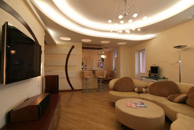дизайнерские решения для несиметричной квартиры