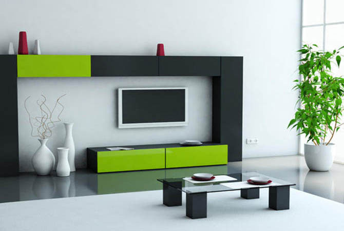 дизайн квартир в сочетании с светлокоричневым цветом