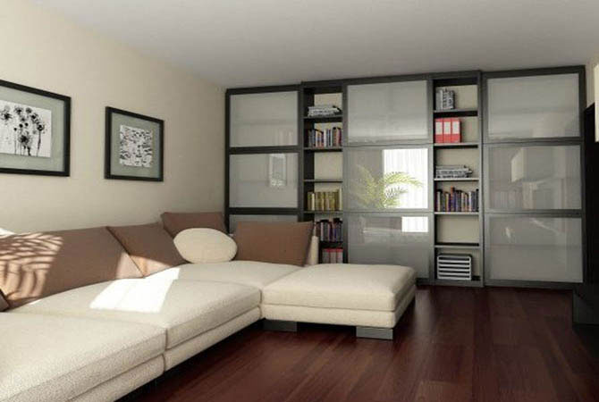 дизайн интерьеров типовых квартир