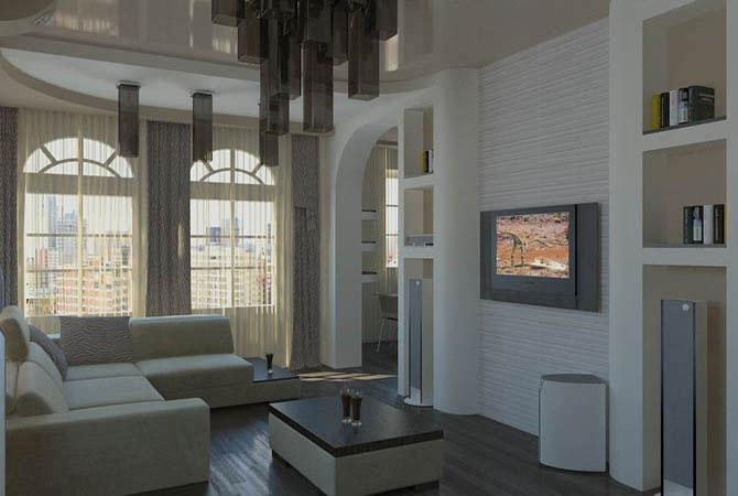 создание элитных интерьеров домов