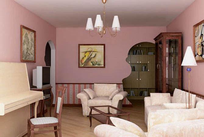 Варианты перепланировки трехкомнатной квартиры: примеры