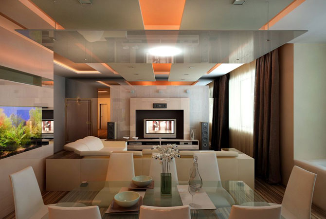 фотографии дизайна 2-х комнатной квартиры