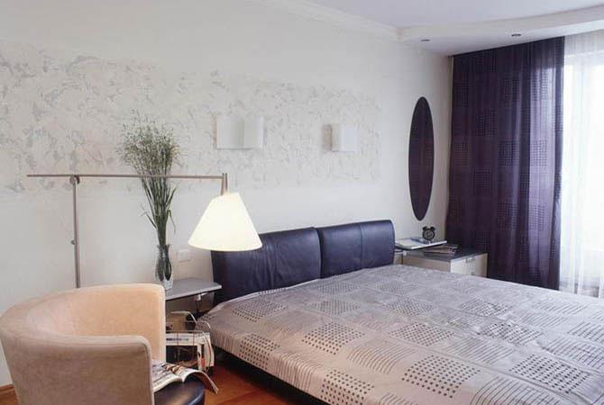 интерьер квартиры и используемые материалы