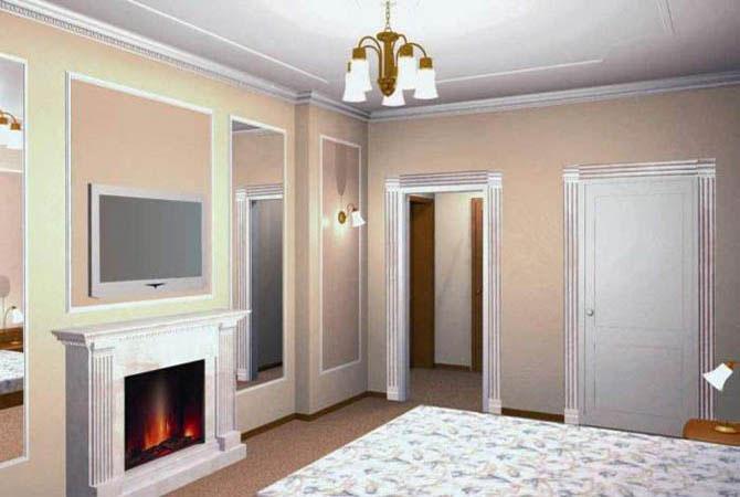современный ремонт и перепланировка двухкомнатной квартиры панельного