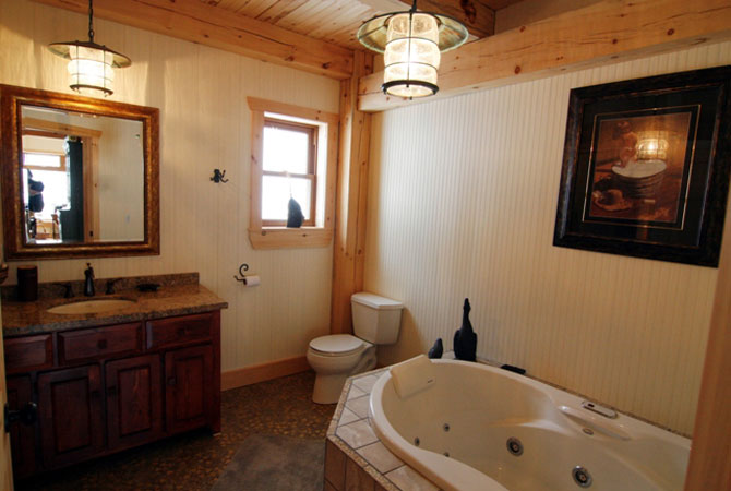интерьер деревянного дома производим внутреннюю отделку прокладку
