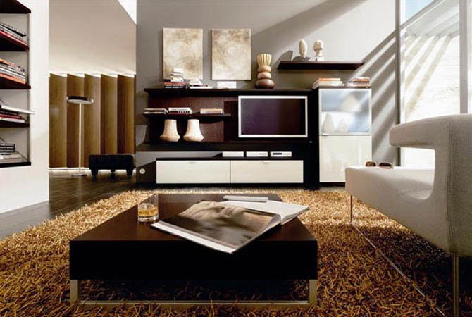 дизайн интерьера квартиры в чертежах