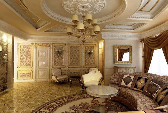 интерьер комнат в домах из срубов