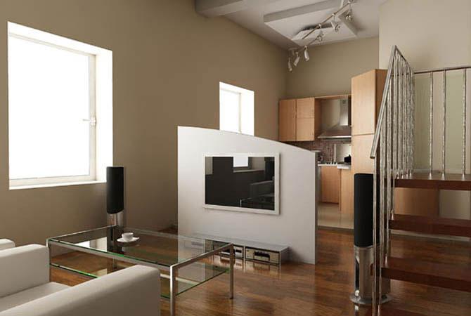 дизайн гостиной фото типовая квартира