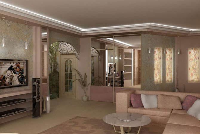 дизайн маленьких квартир 35 квадратных метров