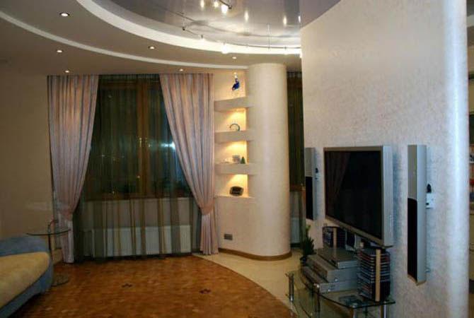 хрущевки ремонт-дизай 2-х комнатной квартиры