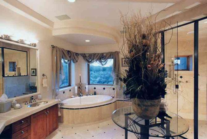 дизайн ремонта ванных комнат