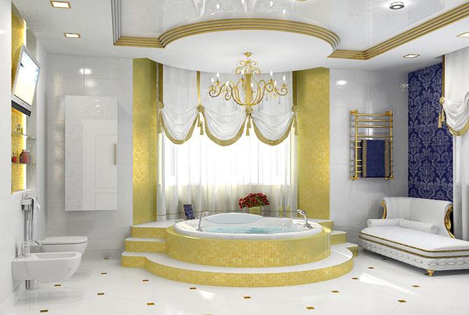 дизайн комнаты с мансардной крышей