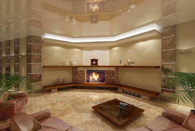 дизайн домов и квартир интерьер